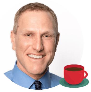 coffee with john logo