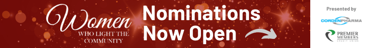 Women Who Light the Community Nominations Open