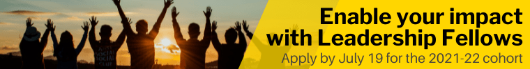 apply for Leadership Fellows Boulder County
