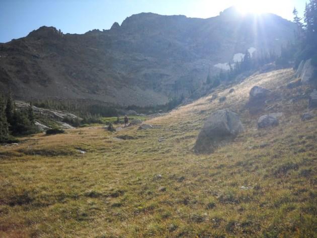 boulder Hiking