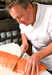 Chef Jim Smailer   Boulder Cork