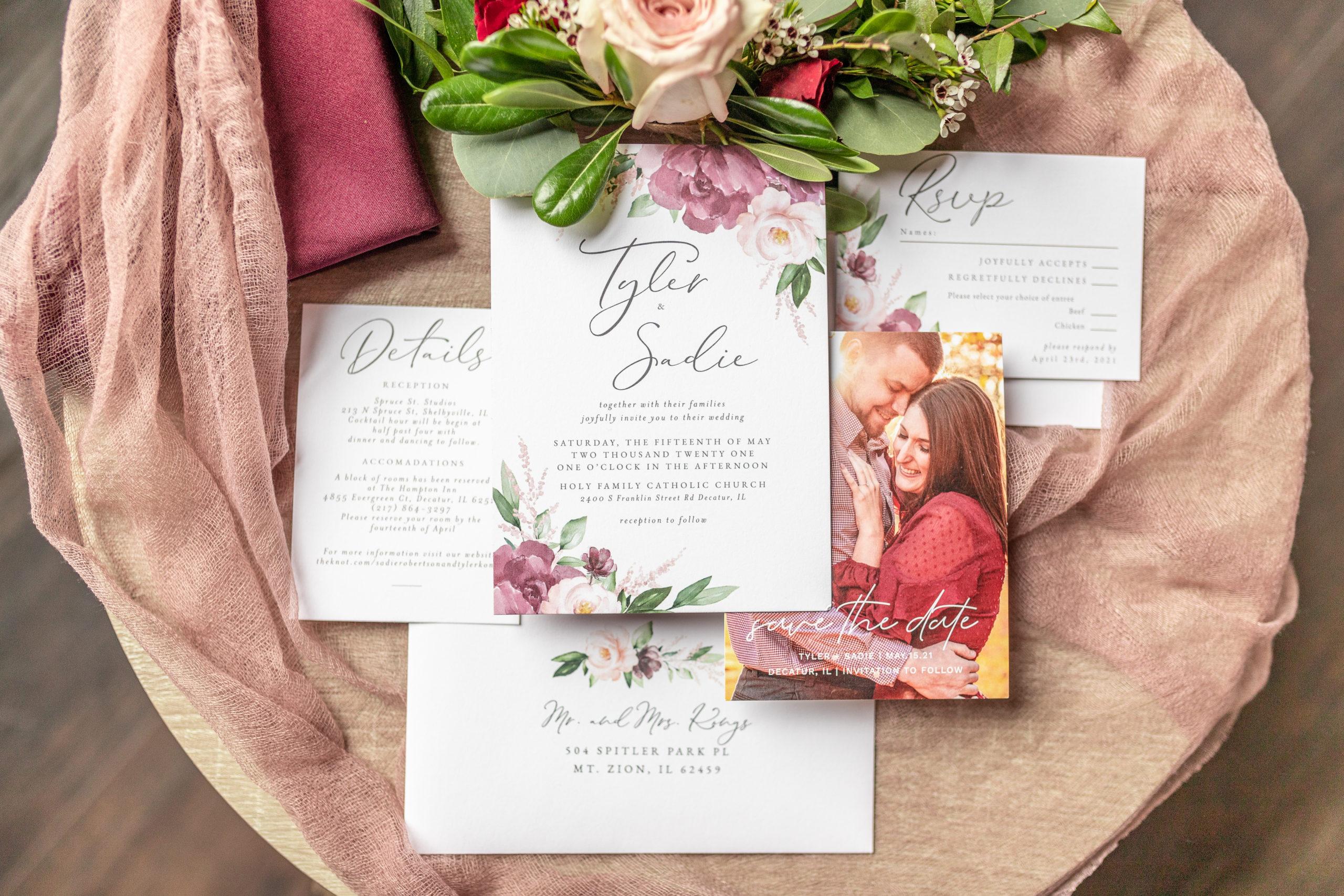 wedding mailing, wedding day, wedding invite
