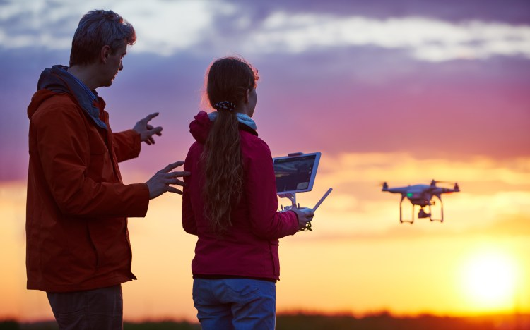 Drone Lessons
