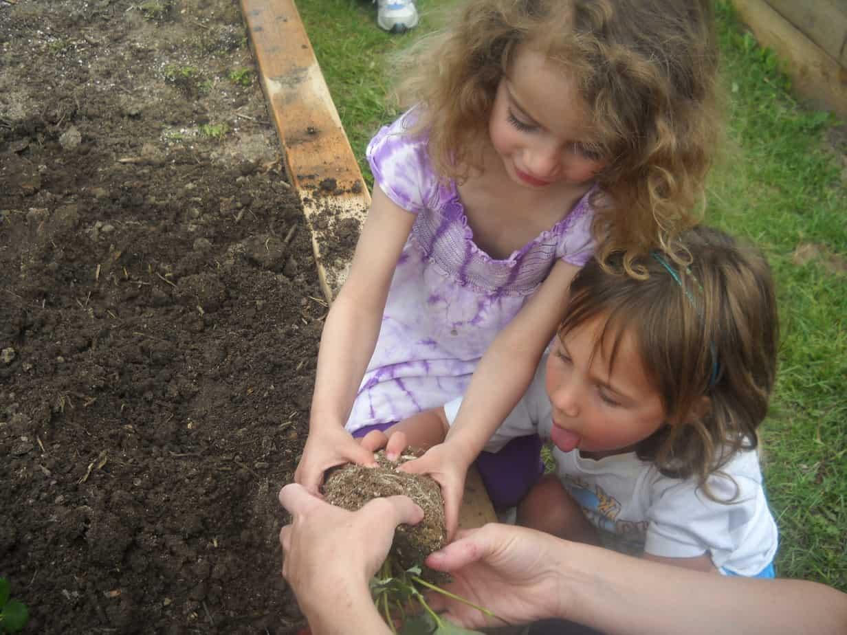 Preschool Garden Boulder Jewish News