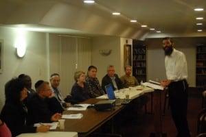 JLI Fall Class held at Chabad of NW Metro Denver