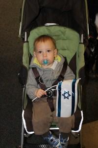 Israel baby