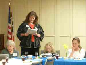 Three generations celebrate Passover Seder at the Boulder Meridian