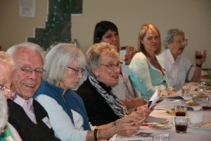 Passover Seder at Frasier Meadows.