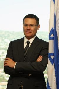 Israeli Consul General David Siegel