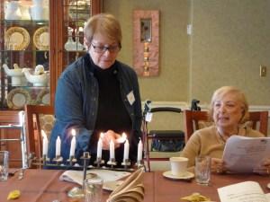Boulder Meridian Hanukkah 2013