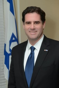 Israeli Ambassador Ron Dermer to Speak at Annual JNF Breakfast