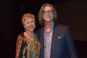 Kathryn Bernheimer and Director Richard Trank