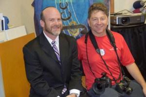 Ron Sieger and Jeff Finkelstein