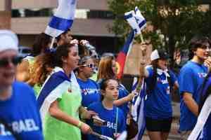 walk for israel 1
