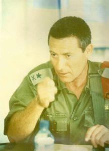 Israel Defense Forces Maj. Gen. (res.) Doron Almog