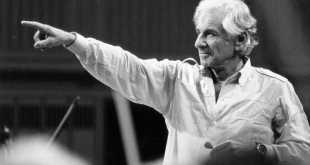 Leonard Bernstein Enjoys Two Birthday Celebrations in April