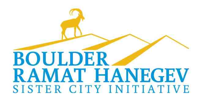 Boulder-Ramat HaNegev Sister City Celebrates 1 Year – Join Us