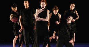 Famous Israeli Dance Troupe Plays Macky
