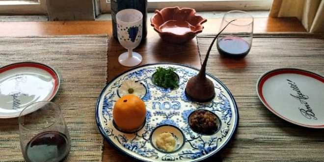 Passover is Coming — Cater Your Seder During Covid