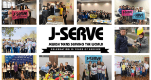 Make PB&Js at Sunday's J-Serve – National Jewish Day of Service