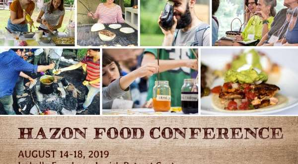 Hazon Food Conference