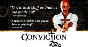 "A Special Dramatic Performance of ""Conviction"" June 30"