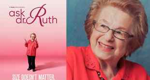 """Ask Dr. Ruth"" Is As Impossible To Resist As The Famed Sex Therapist Herself"