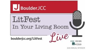 LitFest is Back at the Boulder JCC