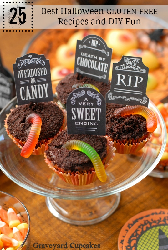 Every item on this page was curated by an elle decor editor. 25 Best Gluten Free Halloween Recipes And Diy Fun Easy Recipes