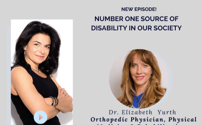 Osteoarthritis with Dr Elizabeth Yurth – Peptides, Treatments & Prevention
