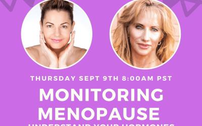 Manage Menopause, HRT & Understand Hormones At 50+