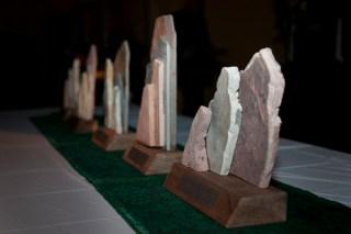 2011 Inductee awards