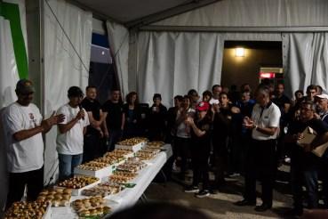 Buffet, Préambule du National, Concours VIP 2018