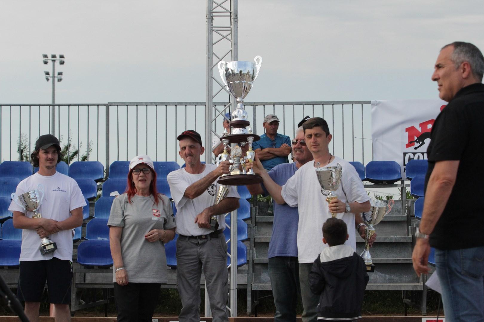 Remise des Trophées, Vendasi 2018