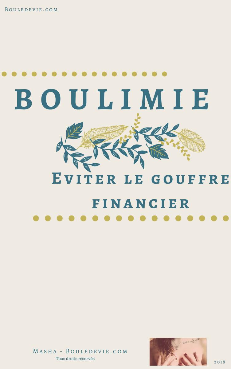 Boulimie : éviter le gouffre financier, le livre électronique à télécharger.