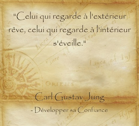 Citation Carl Jung Test de personnalité MBTI