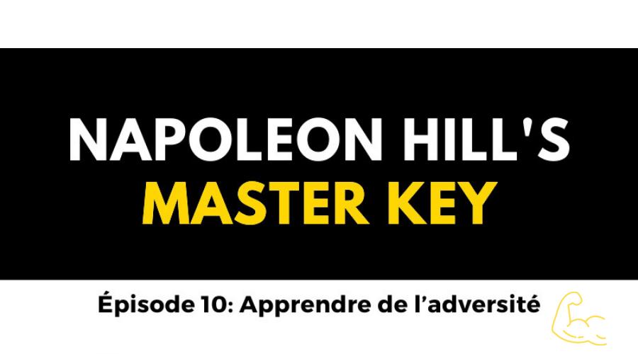 apprendre de ladversite principe du succes napoleon hill