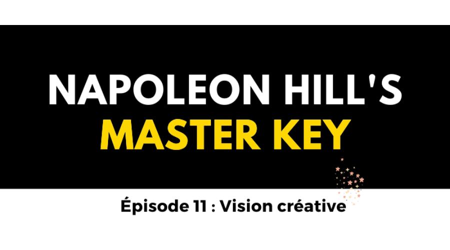 vision creative napoleon hill