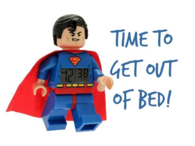 Time My Alarm Set