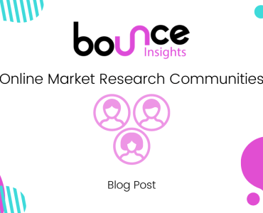 Bounce Insights Online Market Research Communities Blog Post Cover Image