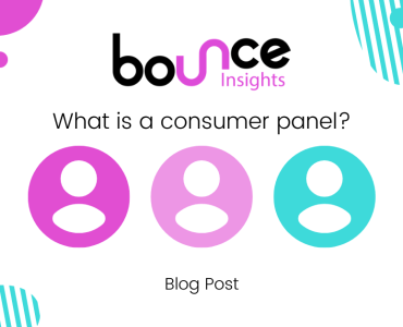 Bounce Insights What is a consumer panel Blog Post Cover Image