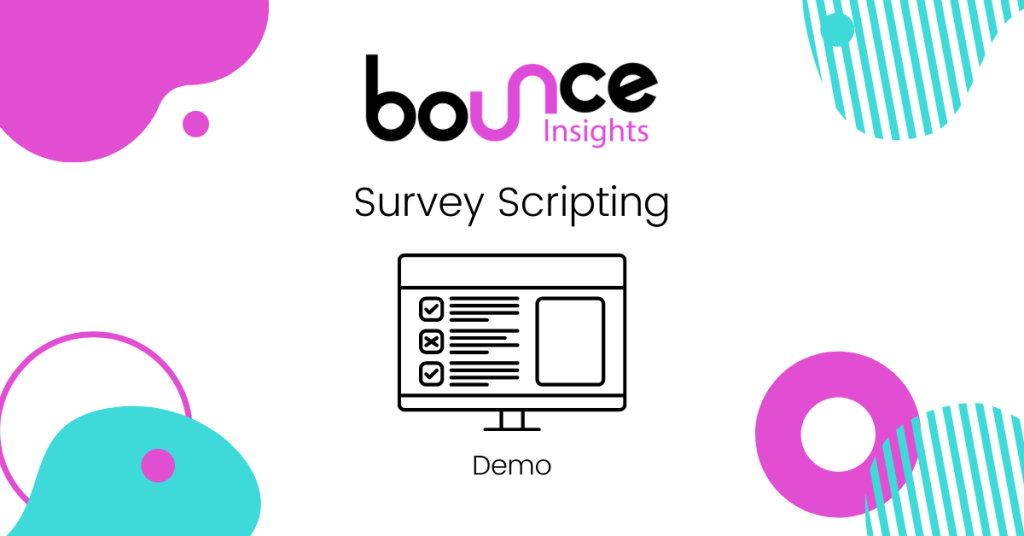 Bounce Insights Survey Scripting Cover Image