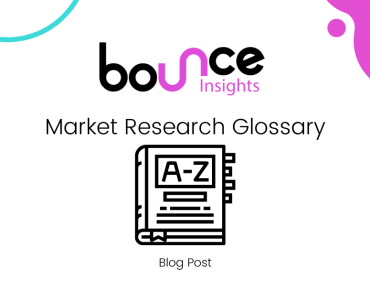 Bounce Insights Market Research Glossary Cover Image