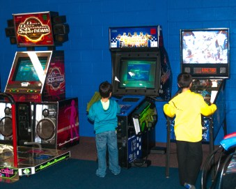 Unlimited Video Arcade Games. No coins needed just press play!