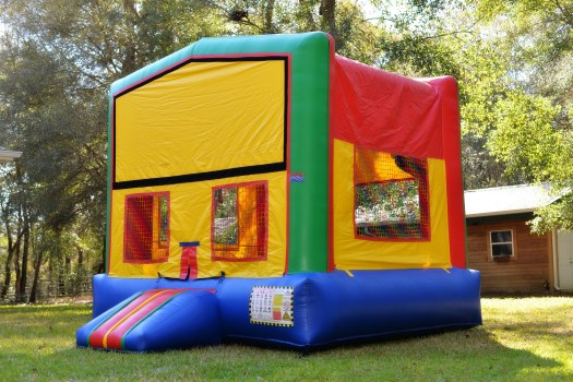 Bounce House combo inflatable water slide hernando citrus pasco hillsborough