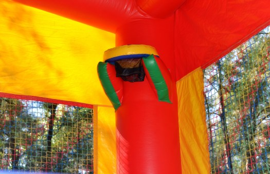 Bounce House combo inflatable water slide hernando citrus pasco hillsborough Bounce of Grace Inflatable Rentals, LLC