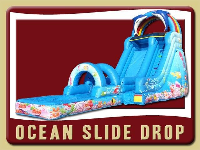 Ocean Slide Drop