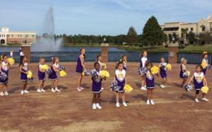 Cheer Team Kids Carnival Palm Coast Florida