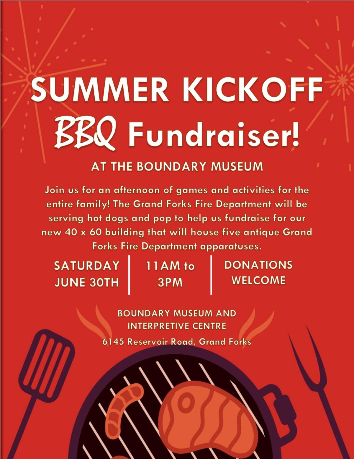 Summer Kick Off BBQ Fundraiser
