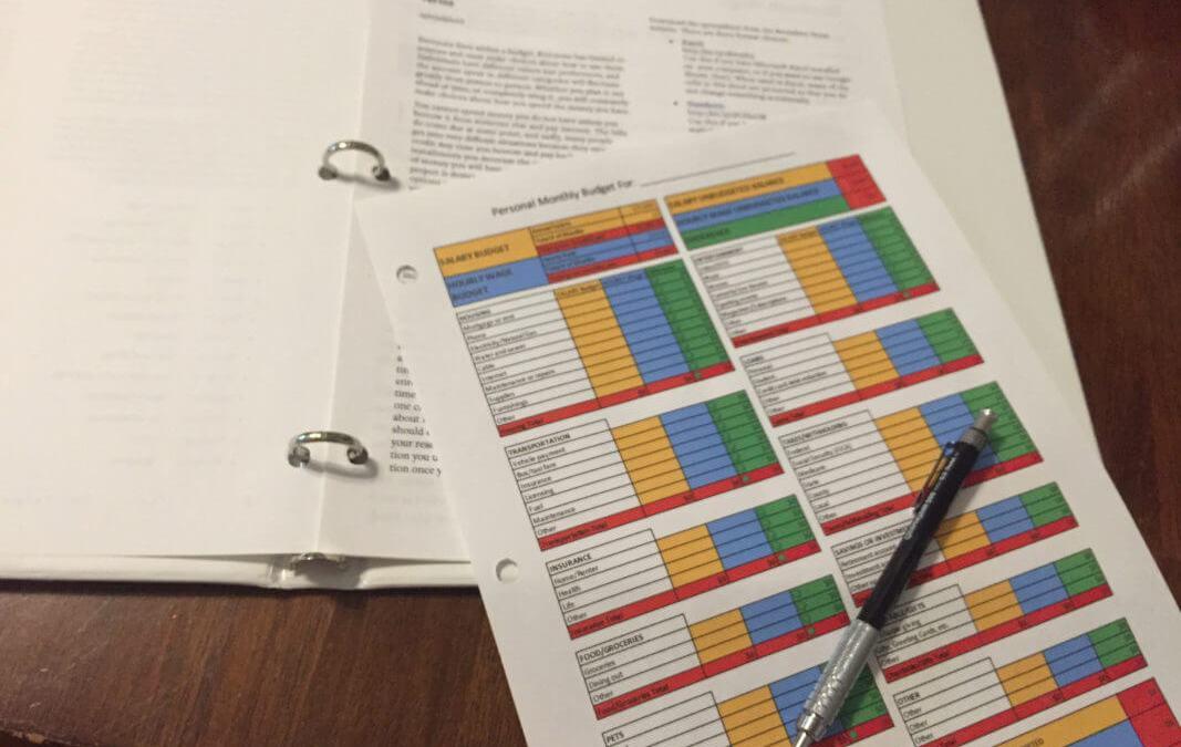 Budget Project Mini-Course
